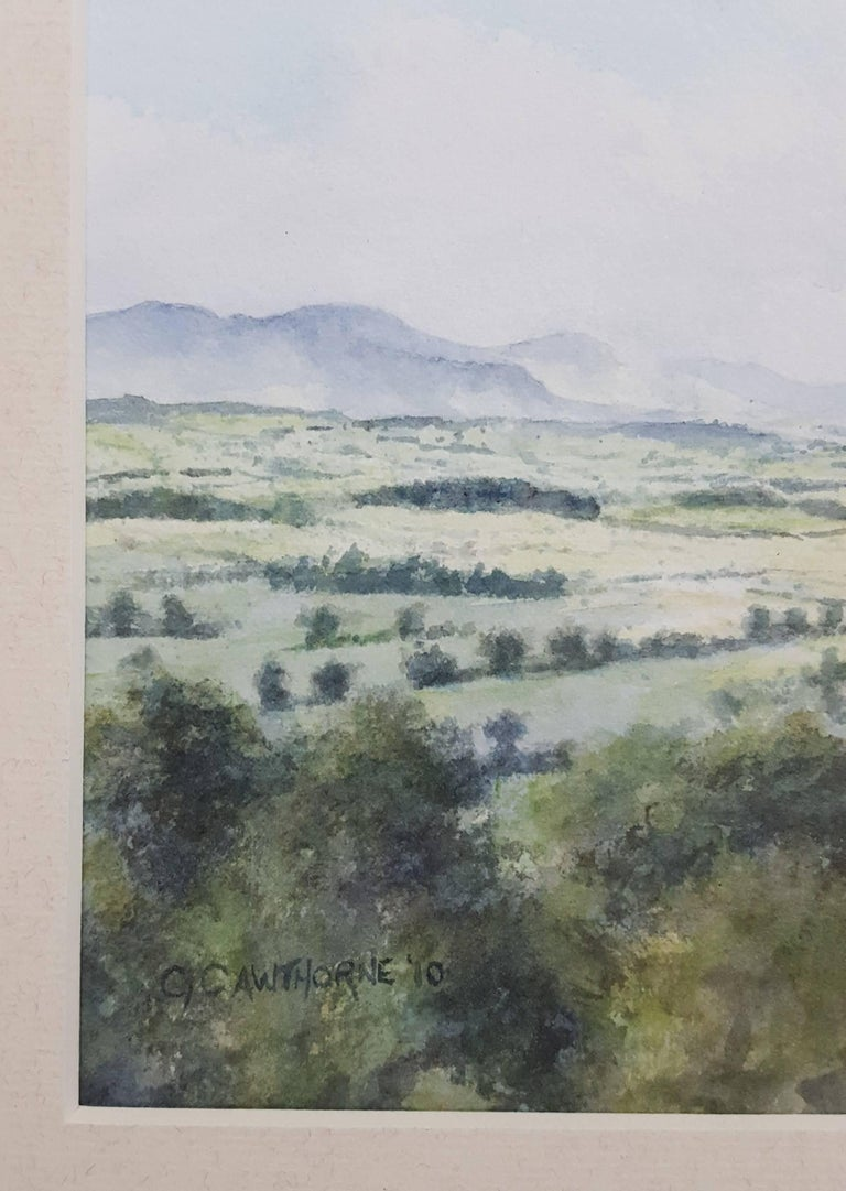 Eden Valley, Lake District - Contemporary Art by Gillie Cawthorne