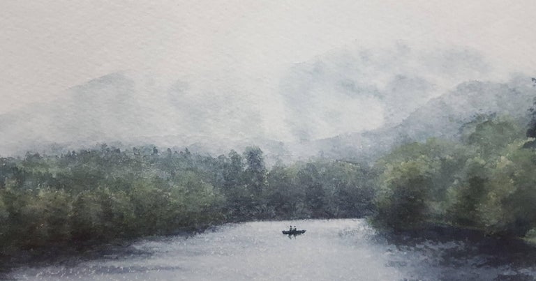 Fishing on the River Tay For Sale 5
