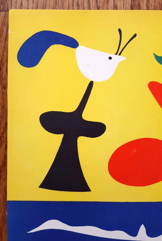 L'Ete - Surrealist Print by (after) Joan Miró