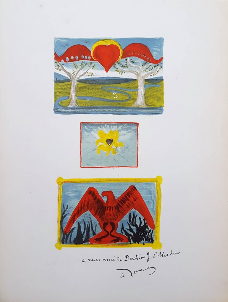 Au Jardin d'Allah (Set of Two) For Sale 1