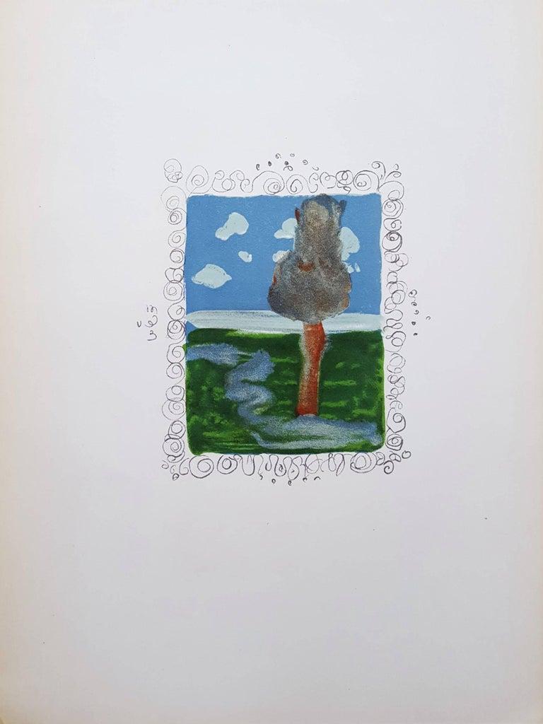 Au Jardin d'Allah (Set of Two) For Sale 4