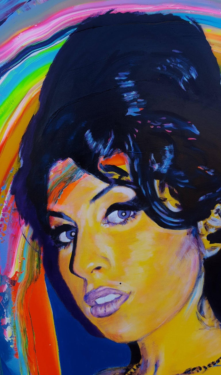 Amy Winehouse Icon For Sale 1