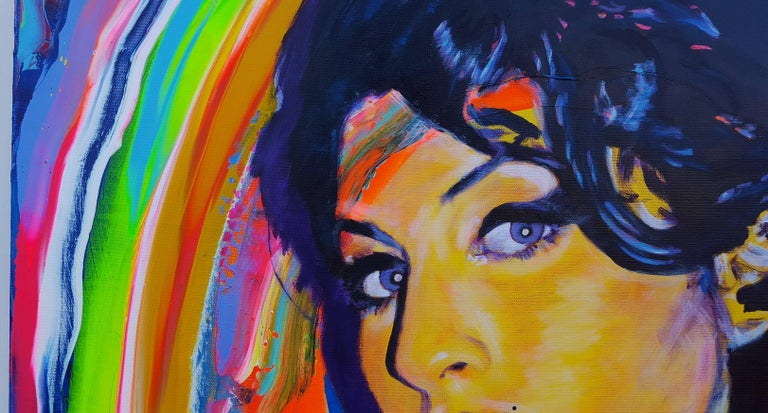 Amy Winehouse Icon For Sale 4