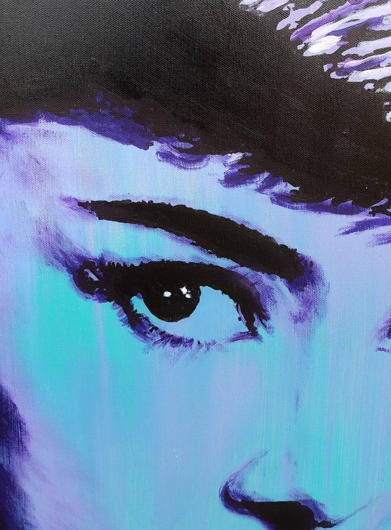 Audrey Hepburn Icon II For Sale 4