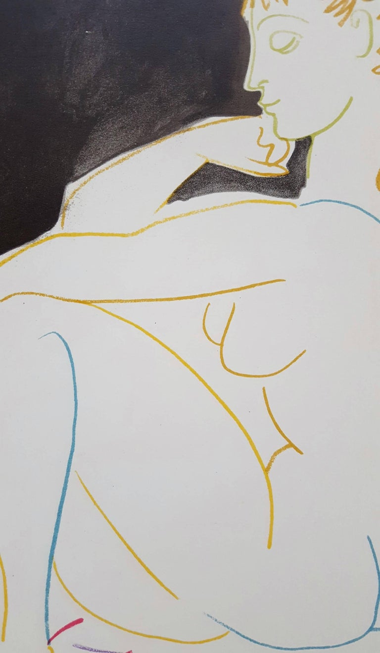Untitled (Revue Verve) For Sale 3
