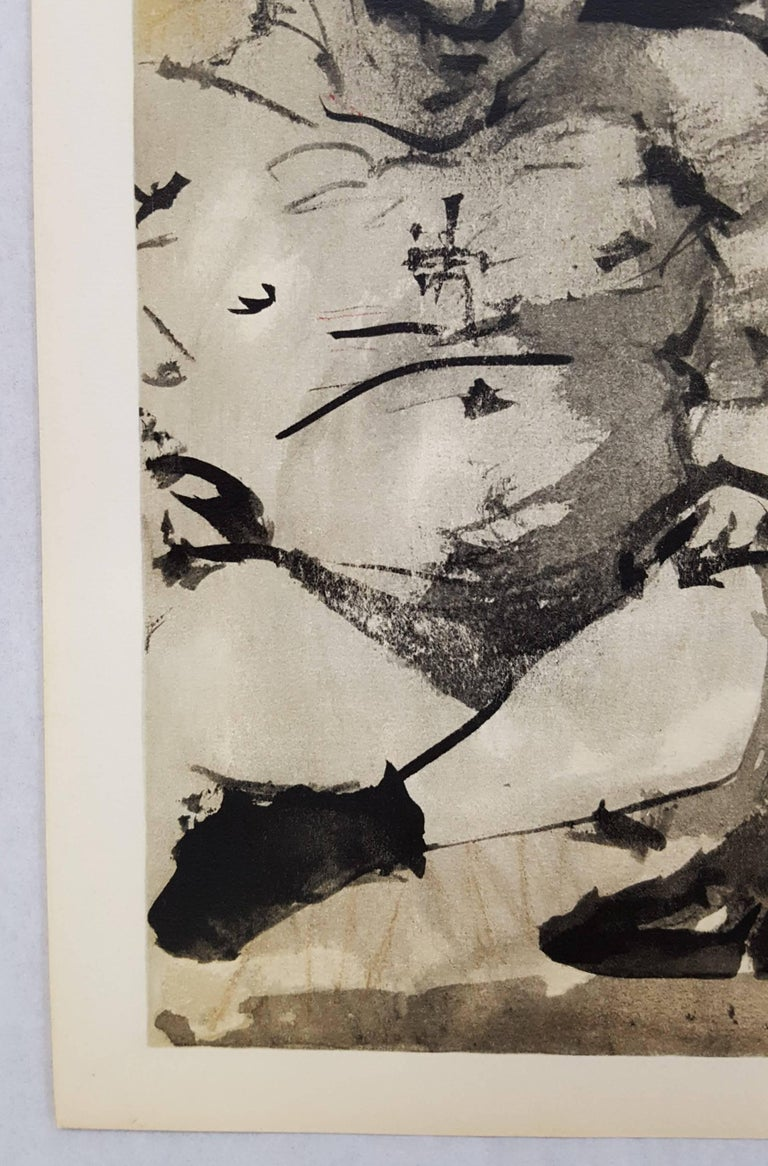 Untitled (Revue Verve) - Print by (after) Pablo Picasso