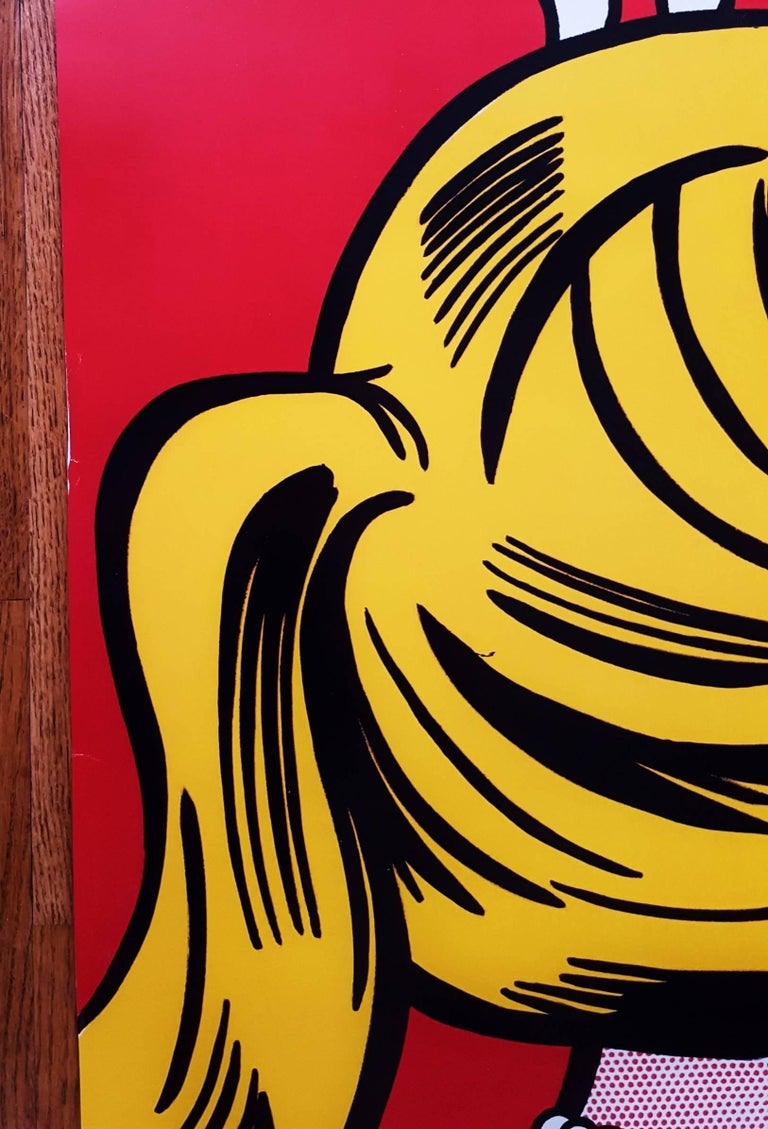 Los Angeles County Museum of Art - Print by (after) Roy Lichtenstein