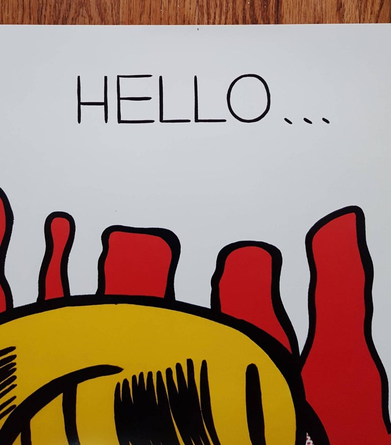 Los Angeles County Museum of Art - Pop Art Print by (after) Roy Lichtenstein