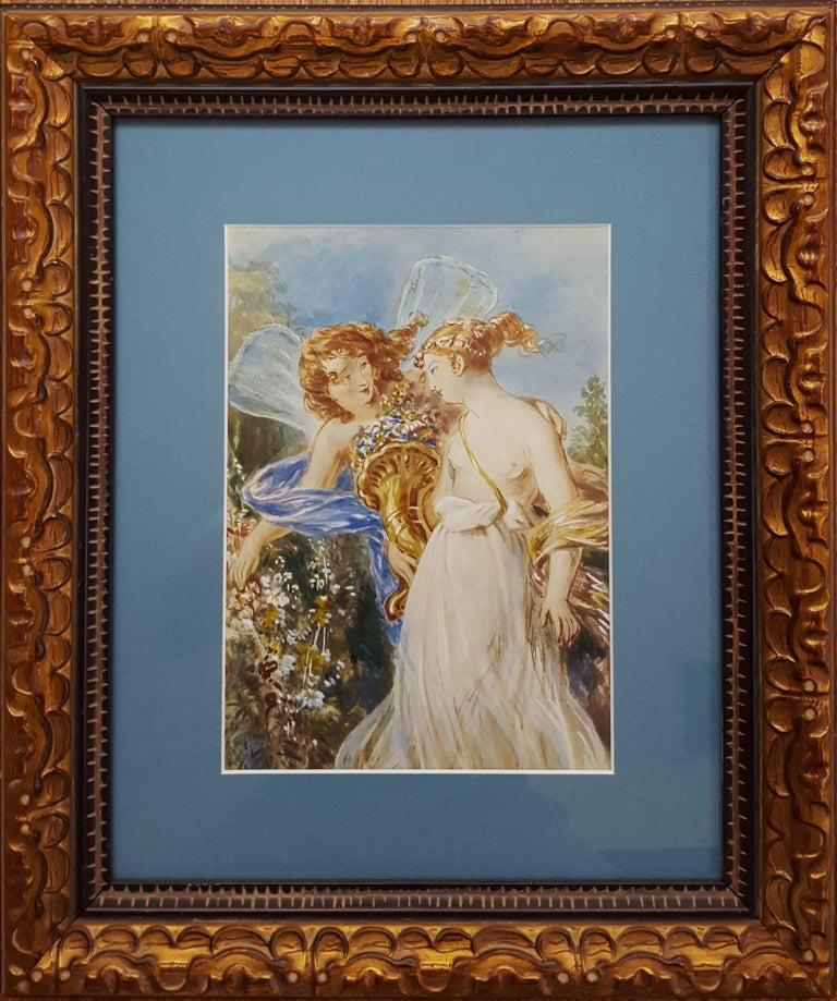 Ceres with an Angel For Sale 1