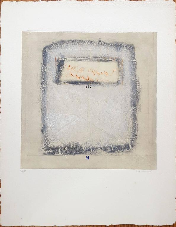 Sans Titre (Untitled) - Print by James Coignard
