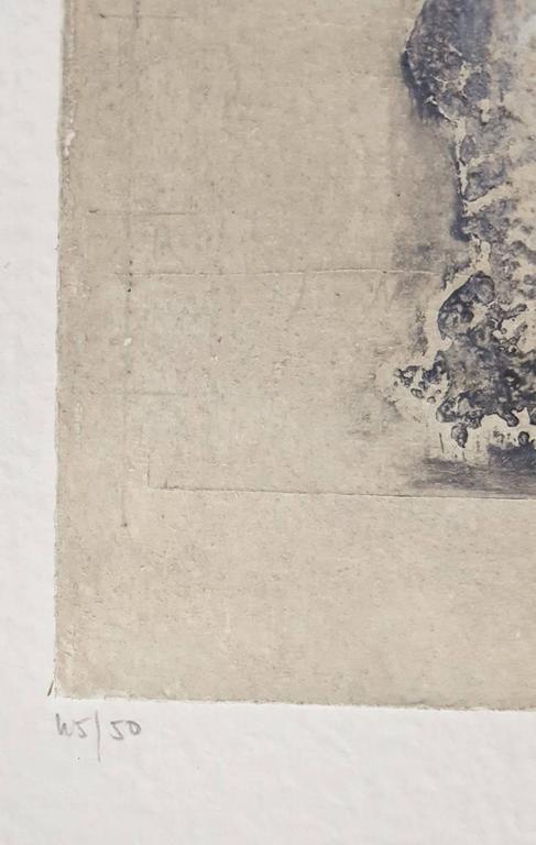Sans Titre (Untitled) - Contemporary Print by James Coignard