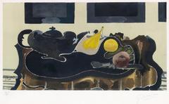 Georges Braque - Theière et Fruits
