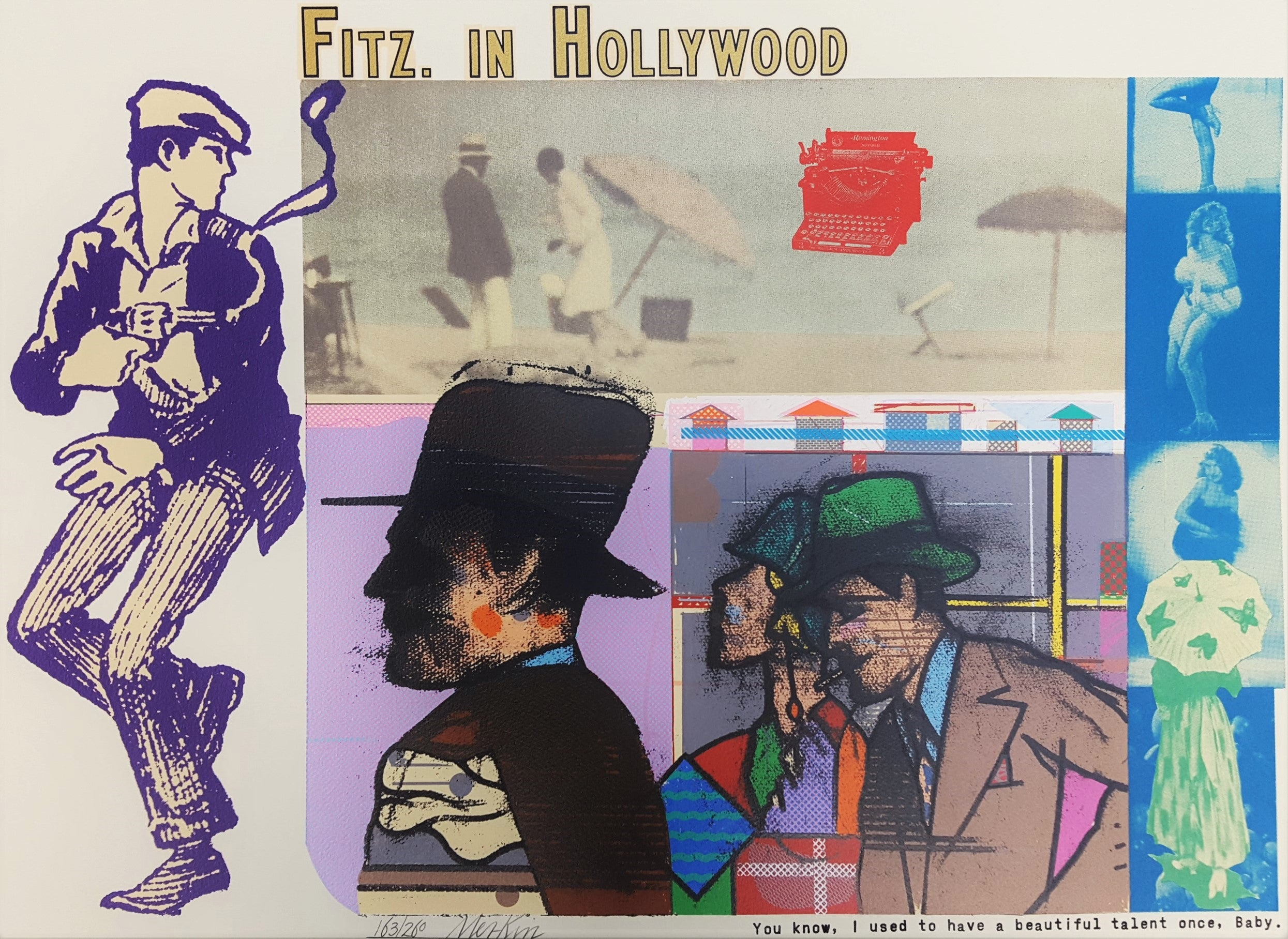 Fitz. in Hollywood