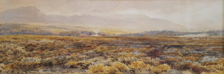 James Orrock - Extensive Moorland Landscape 1