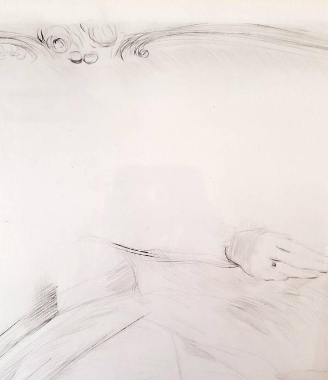 Dormeuse sur un Canape For Sale 2