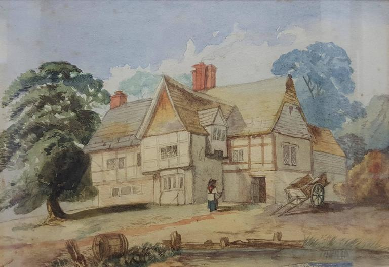 English Tudor House Estate