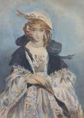 Portrait of an English Lady