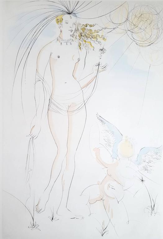 Venus et L'Amour (A.F.66.D)