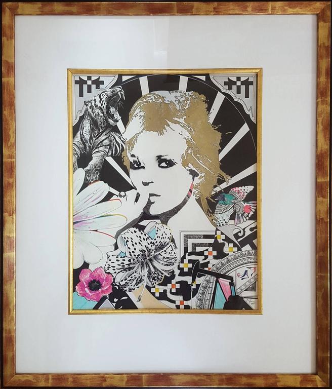 Zeda (Kate Moss) - Art by Jack Graves III