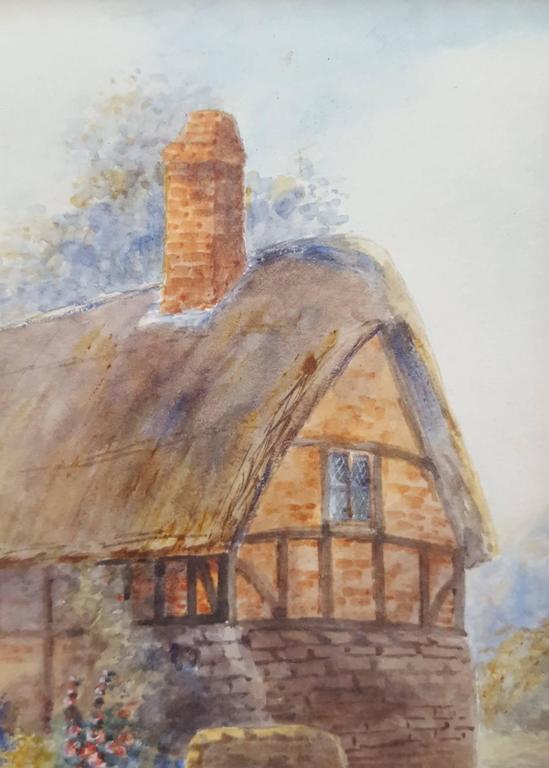 Ernest Potter Ann Hathaway S Cottage For Sale At 1stdibs