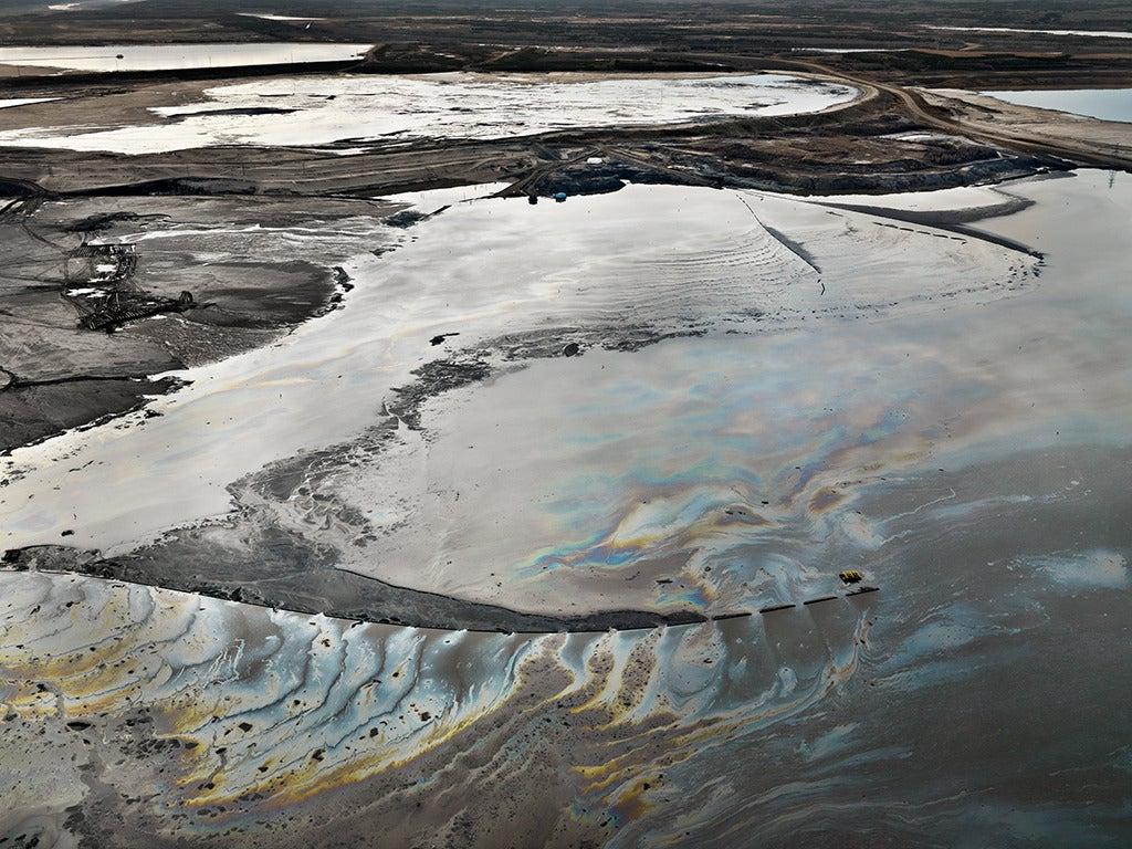 Burtynsky Oil Sands Alberta Oil Sands 14