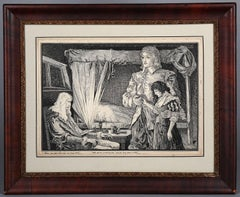 Lorna & John Ridd Before Sir Ensor Doone