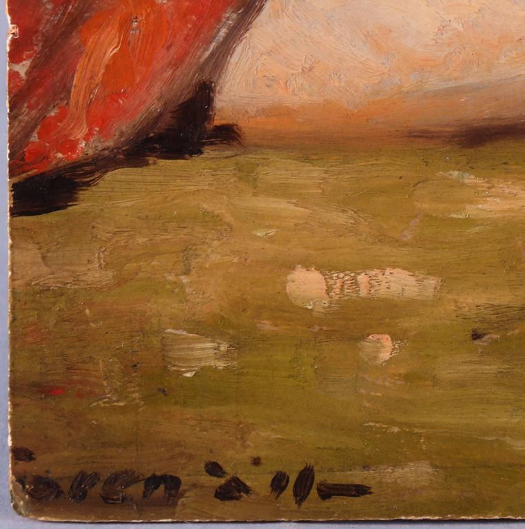 Absinthe - Painting by Lejaren Hiller