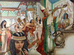 Nero's Temple On The Nile