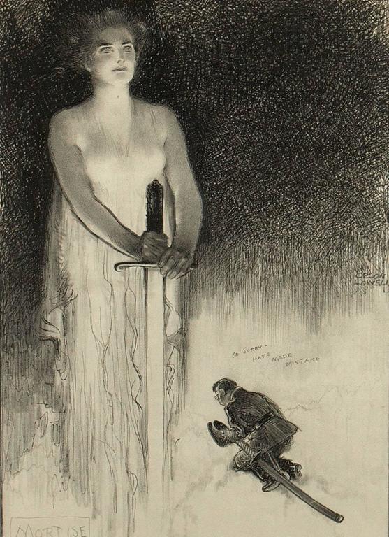 Orson Lowell Figurative Art - The Spoils of War