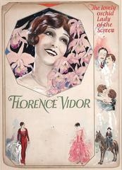 Florence Vidor in Love the Magician