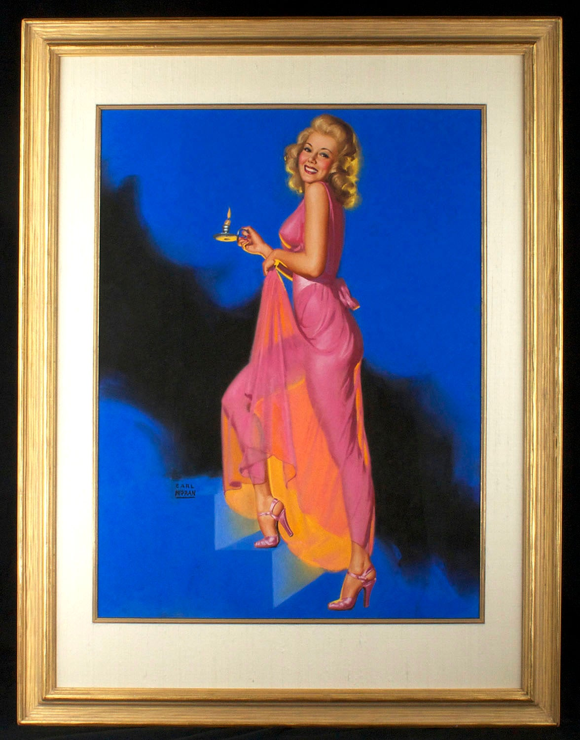 Earl Steffa Moran The Chamber Maid For Sale At 1stdibs