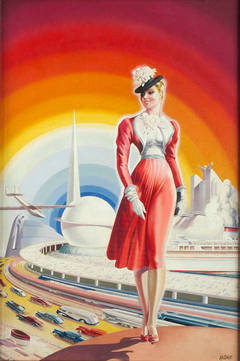 Publicity for the New York World's Fair