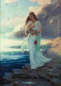 A Viking Mother