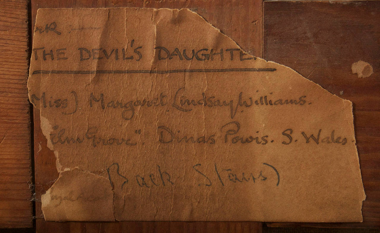 The Devil's Daughter For Sale 2
