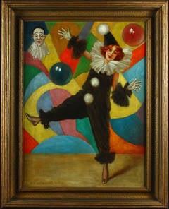 The Pierrot Dancer
