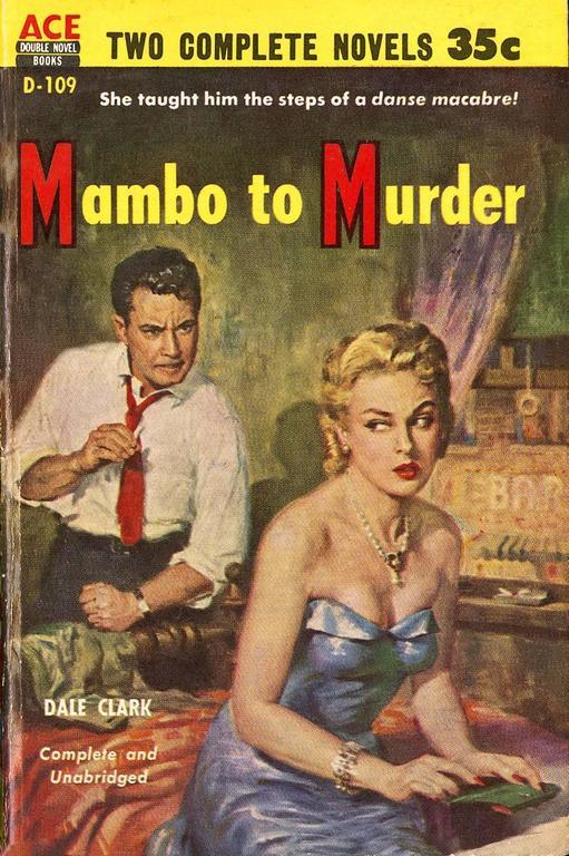 Mambo to Murder - Painting by Harry Barton