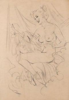 Modern Venus Preliminary Sketch