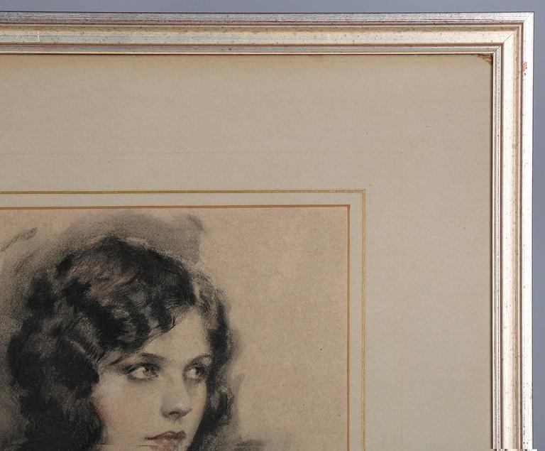 Naomi Johnson Ziegfeld Follies Portrait For Sale 2