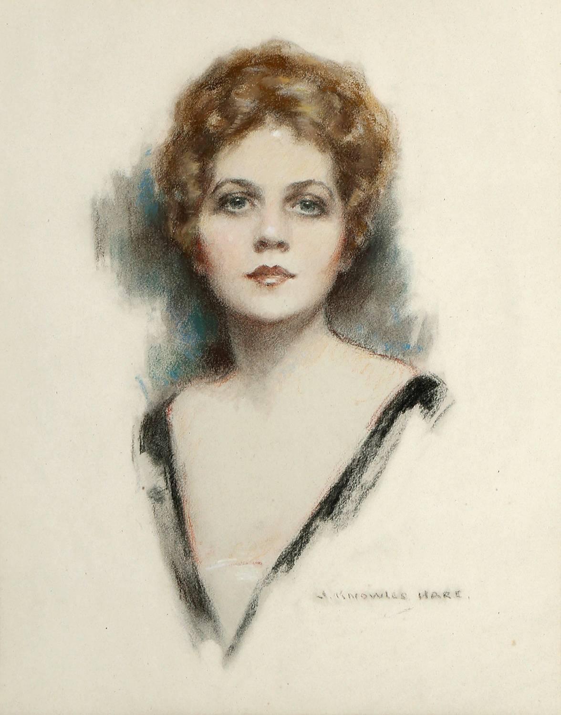 Ziegfeld Follies Beauty Barbara Dean Portrait