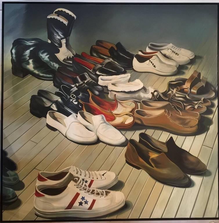 Collection of Shoes II