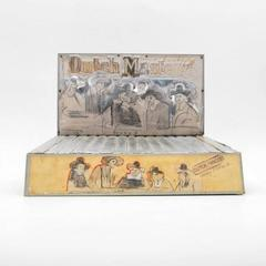 "Larry River's Cigar Box ""Silver Dutch Masters"""