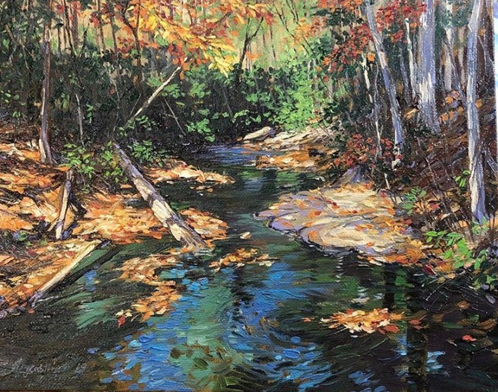 Autrey Mill Creek - Georgia