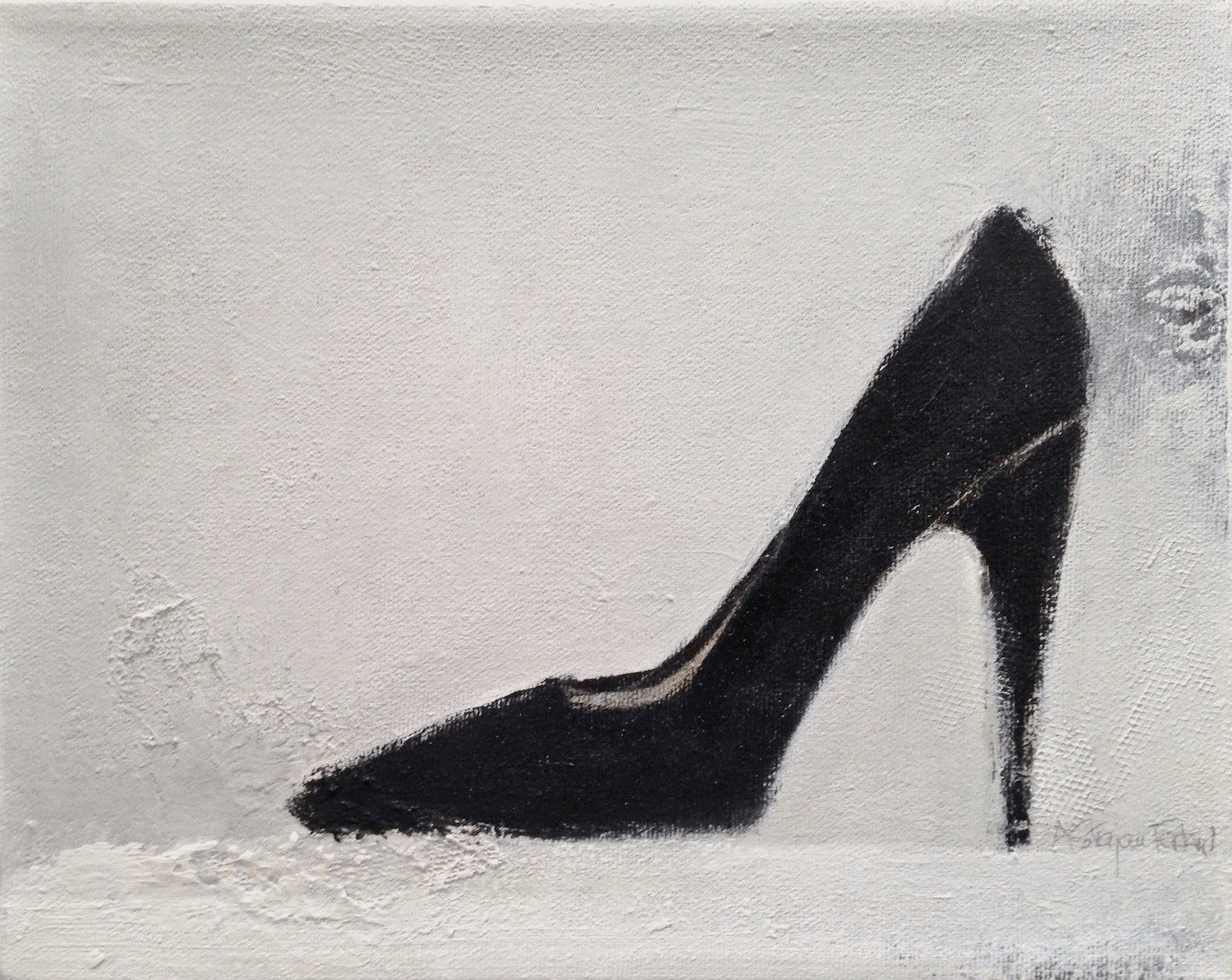 Shoe Painting #3