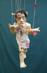 "Marionette ""As Frida"""