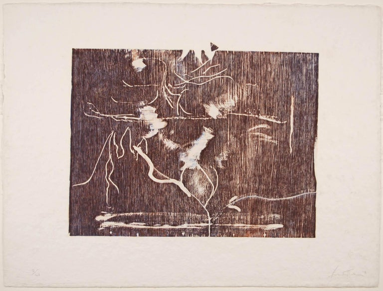 The Clearing - Print by Helen Frankenthaler