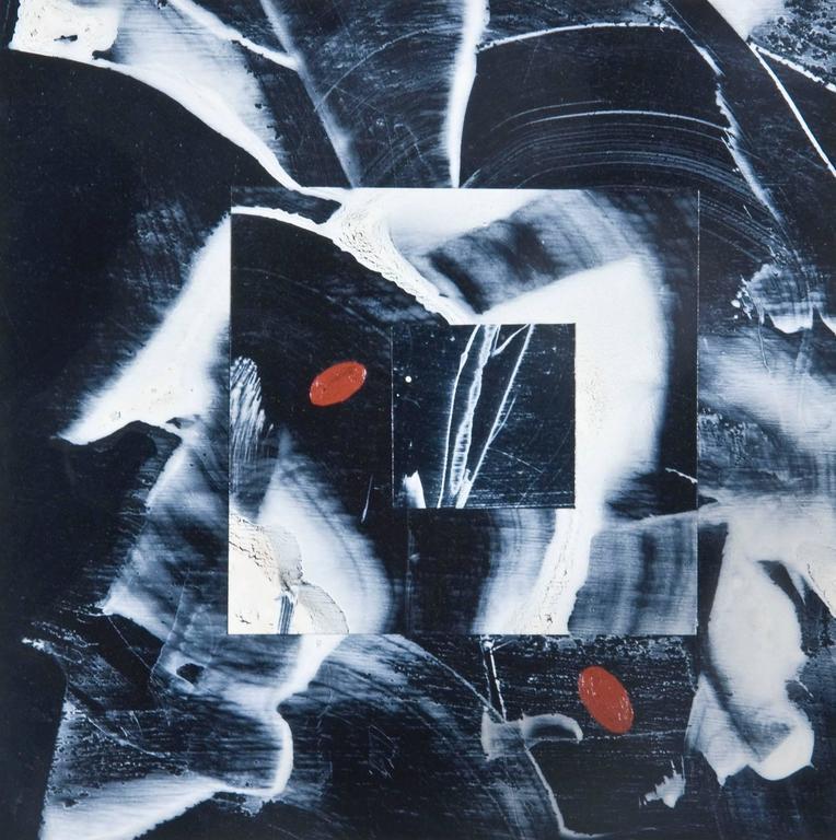 Zero Point # 73 - Painting by Paul Shapiro
