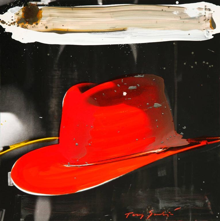 Tony Soulie - Western Hat Series #2, 2008 1