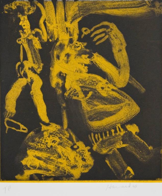 Untitled - Print by James Havard