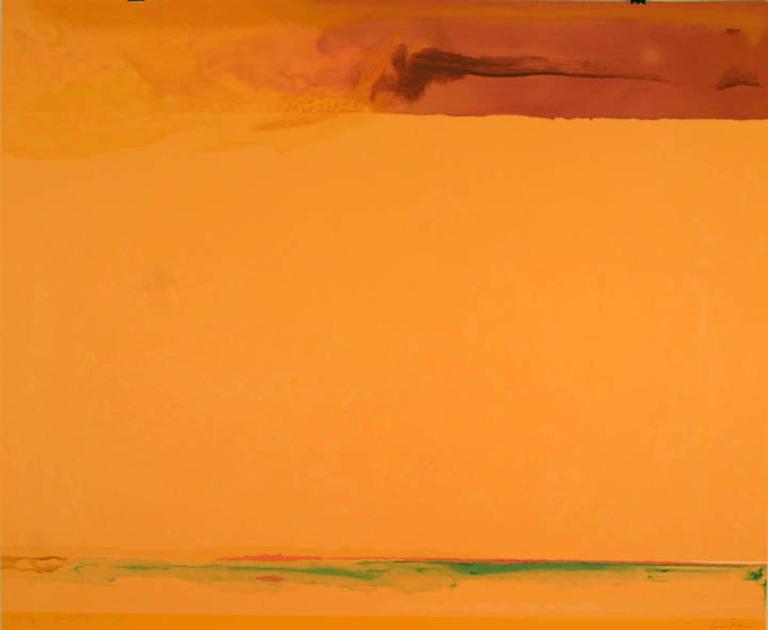 Helen Frankenthaler - Southern Exposure 1
