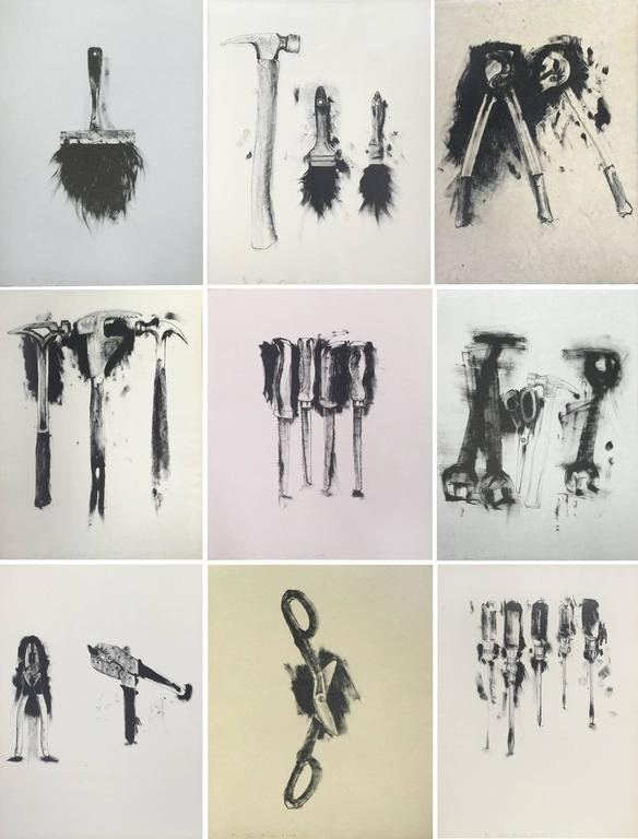 Jim Dine - Untitled 1